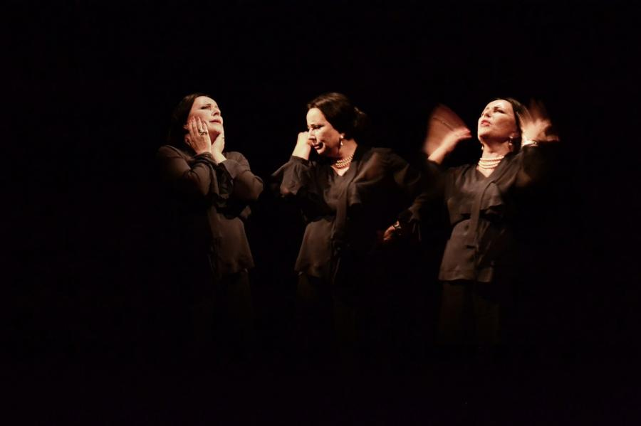 Krystyna Janda jako Callas