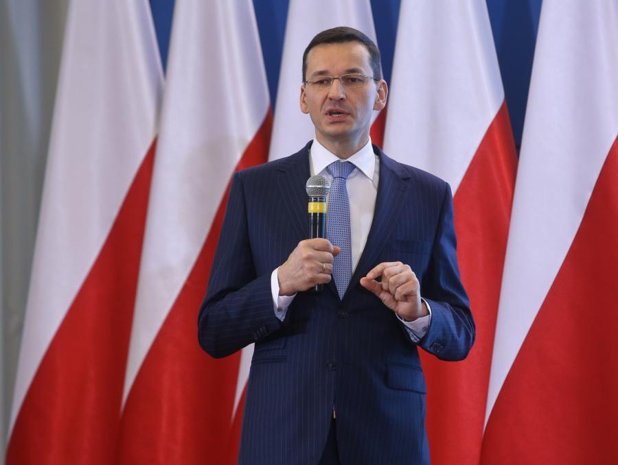 Wicepremier, minister rozwoju Mateusz Morawiecki , PAP/Rafał Guz