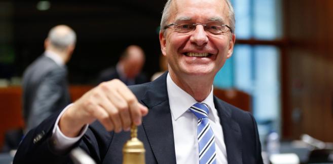 Henk Kamp otwiera konferencję ws. konkurencyjności na rynku UE