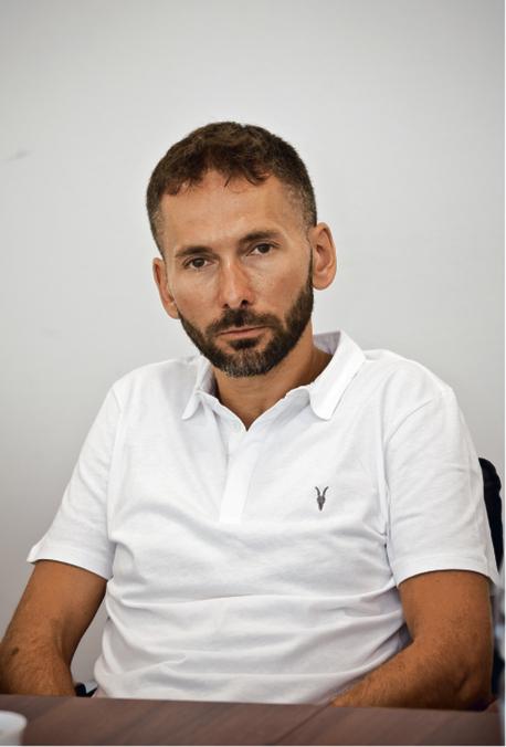Tomasz Czechowicz, prezes zarządu MCI Capital, gość panelu poświęconego innowacjom na European Executive Forum