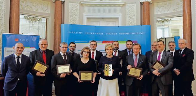 Już po raz 22. DGP przyznał Złote Paragrafy wyróżniającym się prawnikom oraz Bona Lex dla najlepszego aktu prawnego minionego roku.