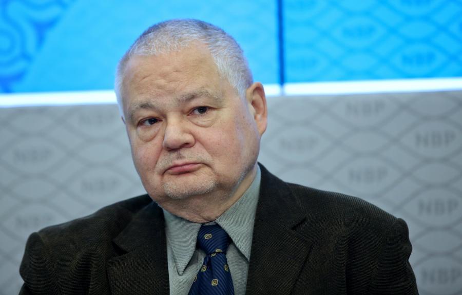 Adam Glapiński jest kandydatem na szefa Narodowego Banku Polskiego.   PAP/Rafał Guz