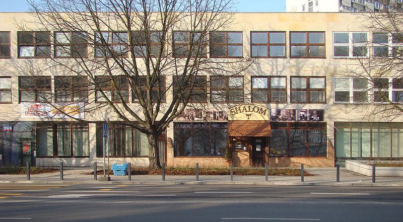 Teatr Żydowski przy placu Grzybowskim