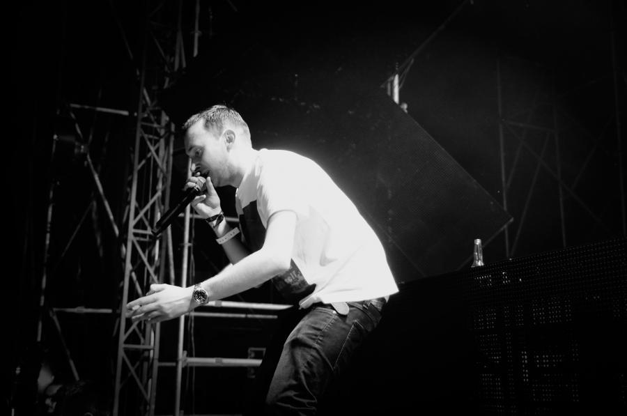 Nu:Tone & Logistics ft. SP:MC / fot. Maciek Suchorabski