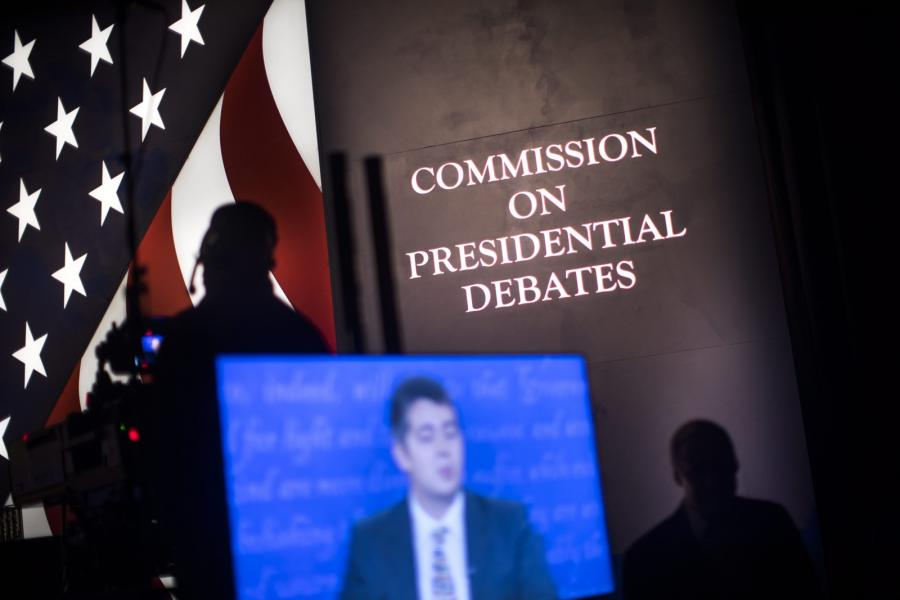 debata w USA