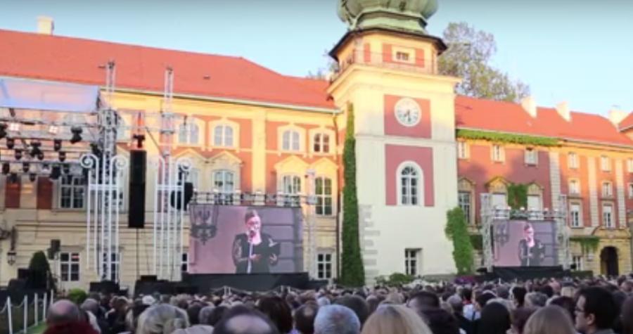 55. Muzyczny Festiwal w Łańcucie - Spotkajmy się za rok (20-28 maja 2017) - fot. YouTube