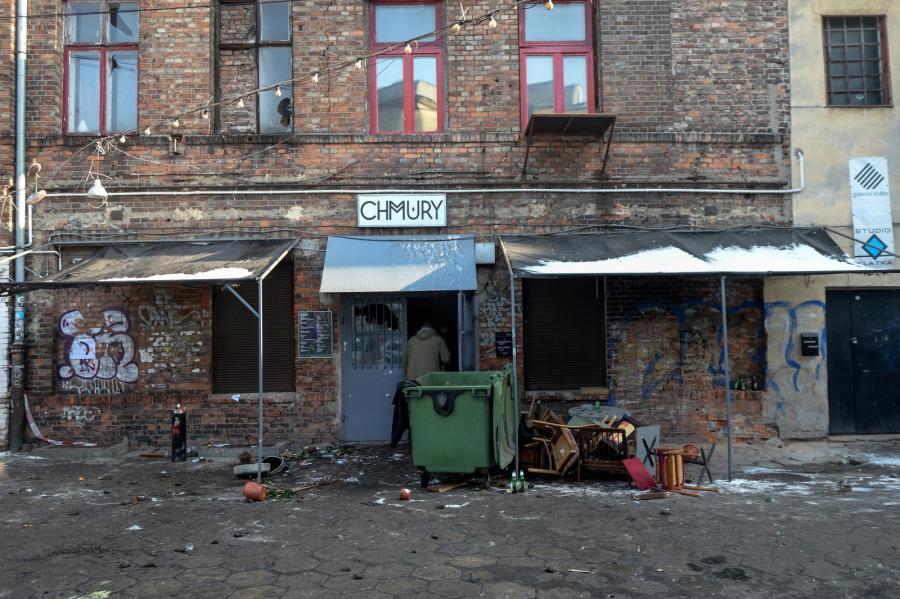 Klub Chmury Warszawa