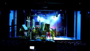 Wyzwolenie w Teatrze Studio, fot. Aleksandra Skowron