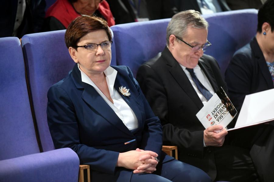 Beata Szydło premier