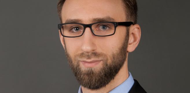 Daniel Siciński, aplikant radcowski w APLaw Artur Piechocki