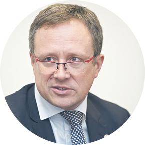 Dr Rafał Reiwer, zastępca dyrektora departamentu wykonywania orzeczeń i probacji w Ministerstwie Sprawiedliwości
