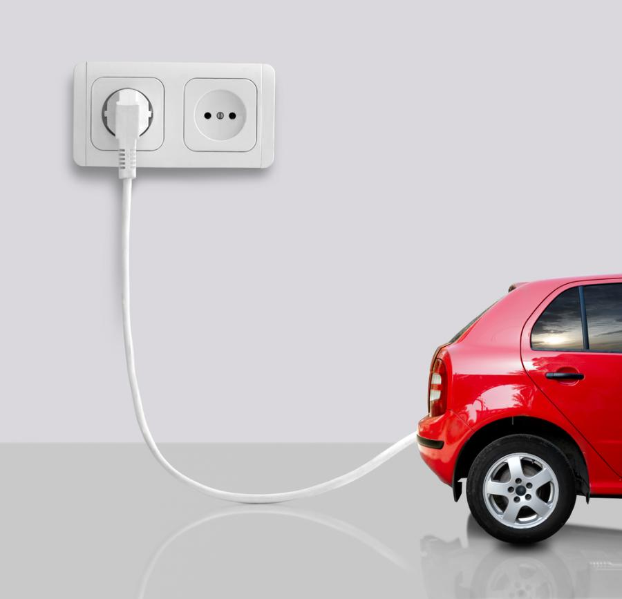 Samochód na prąd. fot. shutterstock.com