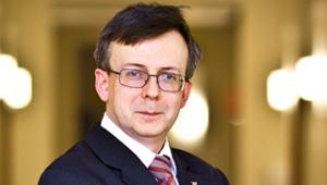 Dobrosław Dowiat-Urbański, szef służby cywilnej