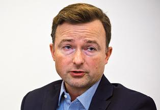 Maciej Nowohoński członek zarządu ds. finansów Orange Polska