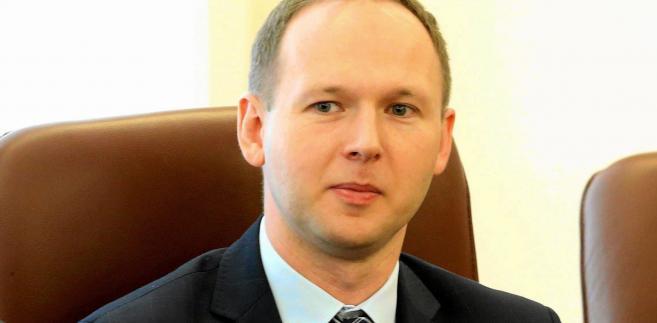 Marek Chrzanowski, przewodniczący Komisji Nadzoru Finansowego