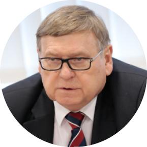 prof. Jerzy Woźnicki przewodniczący Rady Głównej Nauki i Szkolnictwa Wyższego