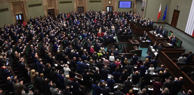 Co działo się na ostatnim posiedzeniu Sejmu?