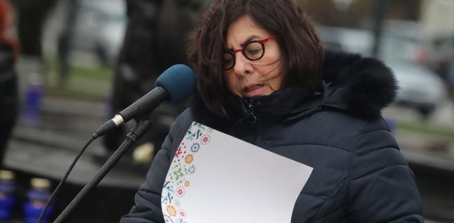 Ambasador Izraela w Polsce Anna Azari