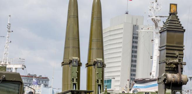 Iskandery mogą przenosić ładunki nuklearne