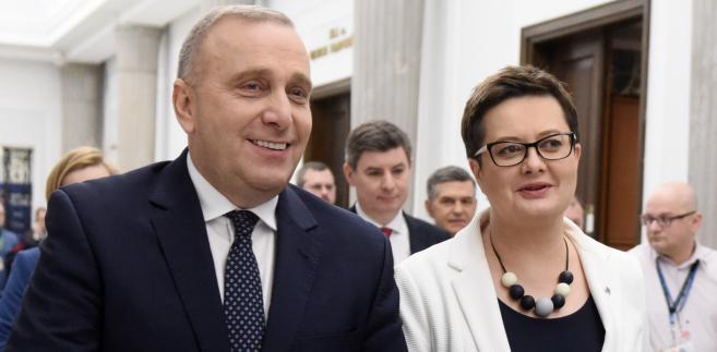 """Lubnauer, odnosząc się w rozmowie z PAP do słów Schetyny, wskazywała, że w tym momencie obie partie budują koalicję """"o charakterze partnerskim i strategicznym"""" na wybory samorządowe"""
