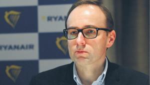 Juliusz Komorek, członek zarządu Ryanaira