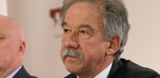 Wojciech Hermieliński, szef PKW