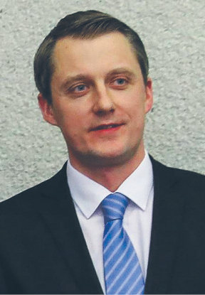 Žygimantas Vaičiunas minister energetyki Litwy