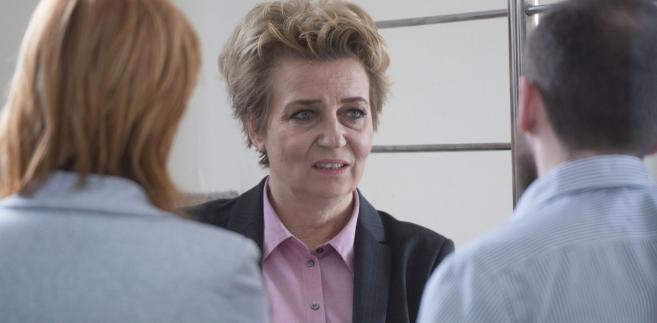 Prezydent Łodzi Hanna Zdanowska
