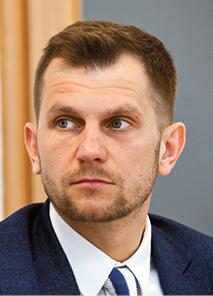 Konrad Płochocki dyrektor generalny Polskiego Związku Firm Deweloperskich