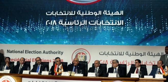 Egipska komisja wyborcza ogłasza zwycięstwo Sisiego w wyborach prezydenckich