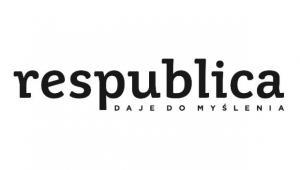 logo res publica daje do myslenia PL