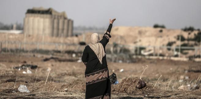 Sytuacja w Strefie Gazy jest bardzo napięta