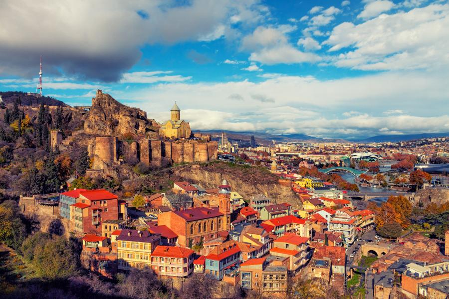 Tbilisi, Gruzja