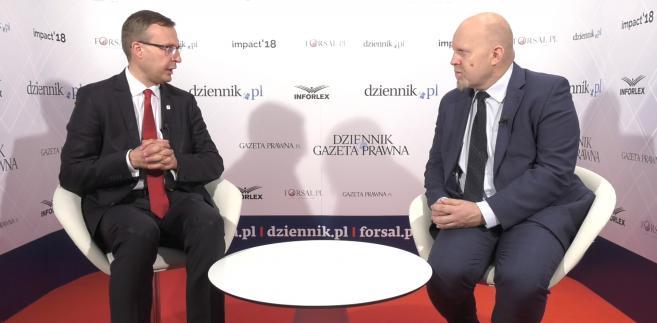 Paweł Borys i Grzegorz Osiecki