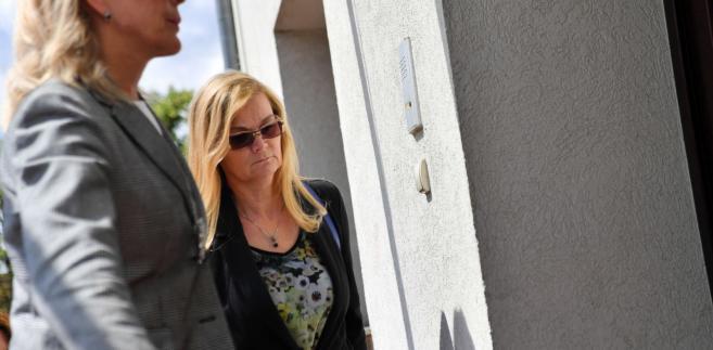 Żona aresztowanego, podejrzanego o korupcję posła PO Stanisława Gawłowskiego, Renata Listowska-Gawłowska