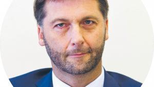 Tomasz Grunwald, doradca podatkowy, partner, szef zespołuds. VAT w KPMG w Polsce