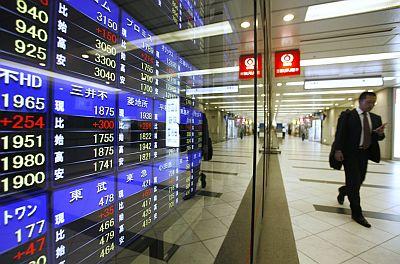 Inwestorzy pozytywnie zareagowali na odczyty indeksów Tankan dla przemysłu i usług