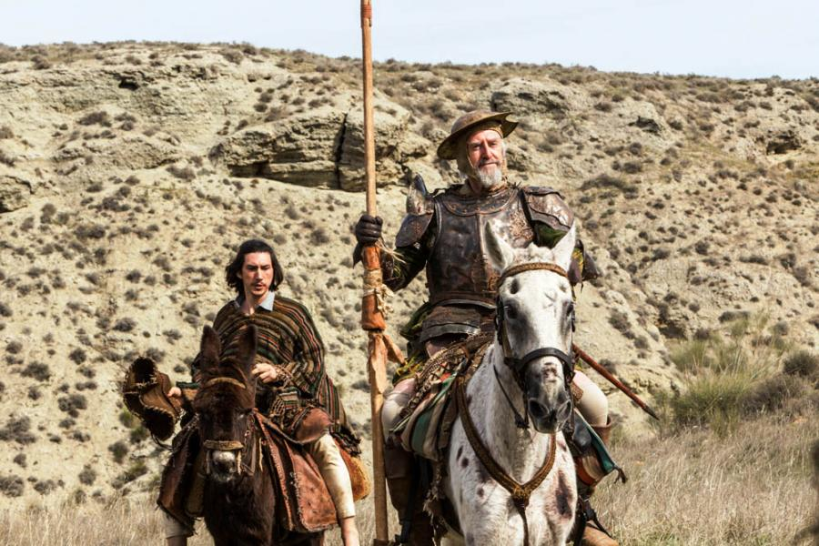 """""""Człowiek, który zabił Don Kichota"""" (2018), reż. Terry Gilliam"""