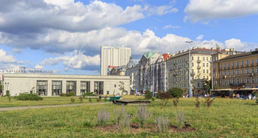 Warszawa Środmieście fot. stepniak, shutterstock
