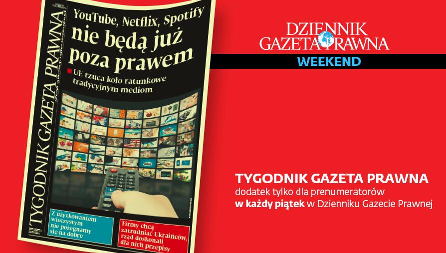 Tygodnik Gazeta Prawna 24 sierpnia