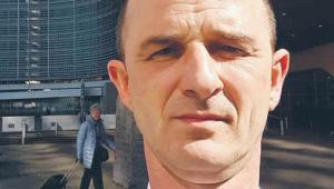 """Piotr Adamczak, przewodniczący NSZZ """"Solidarność"""" w sieci"""