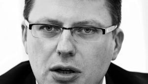 dr hab. Marcin Warchoł wiceminister sprawiedliwości