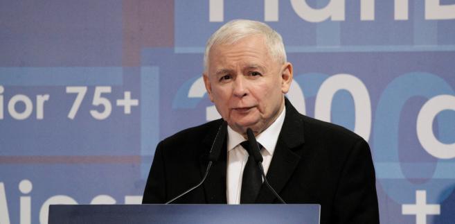 Kaczyński: Reformujemy sądownictwo, bo nienawiść do własnej ojczyzny dotknęła część...