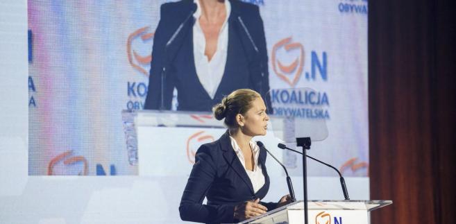 Nowacka: Tylko zjednoczeni zatrzymamy PiS. Tak jak w Warszawie
