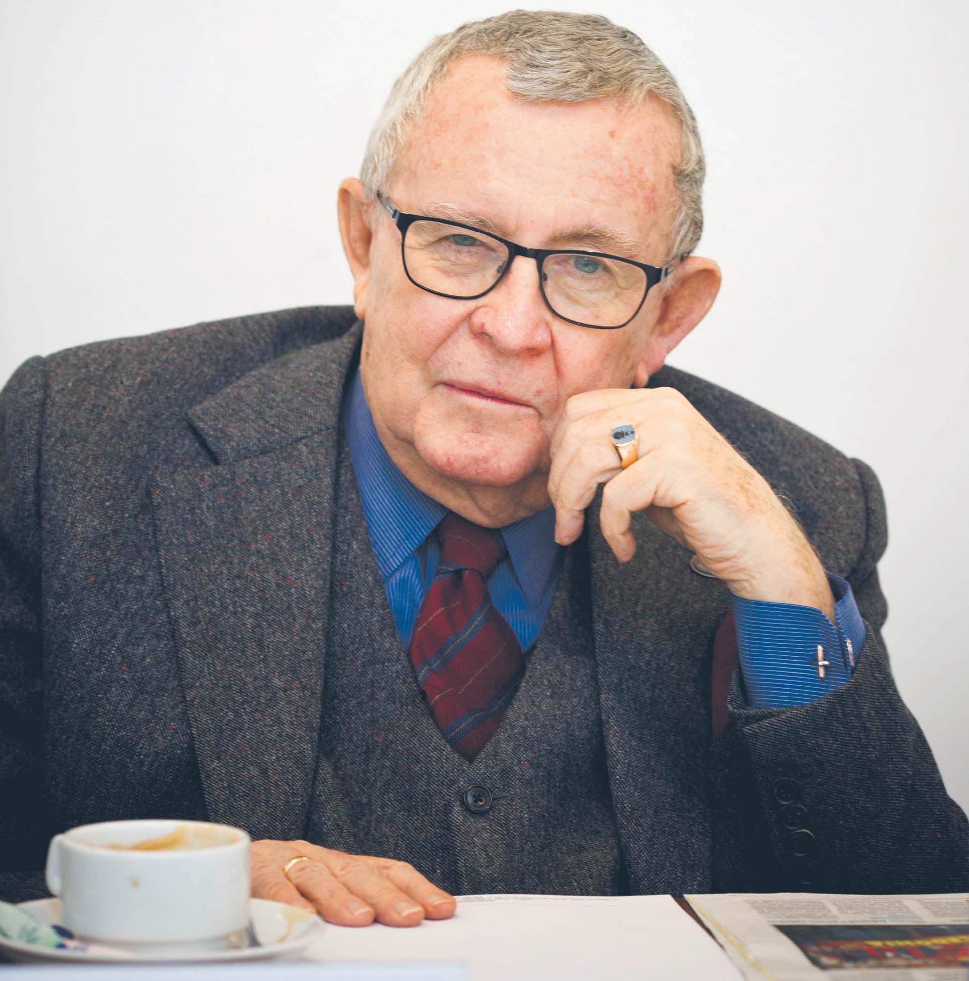 Prof. Andrzej Koźmiński Akademia Leona Koźmińskiego
