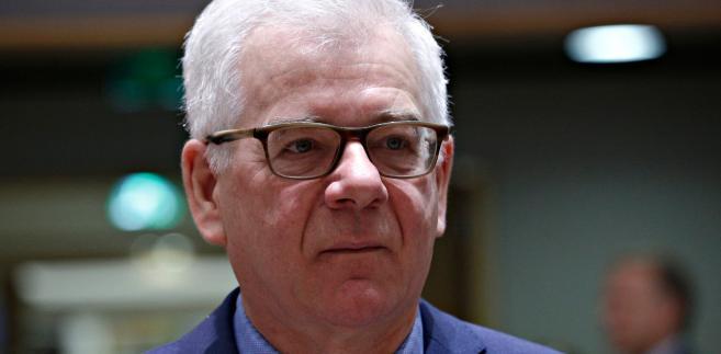 W trakcie rozmowy minister Jacek poinformował swego rozmówcę, że podziela przedstawioną ocenę sytuacji w Wenezueli.