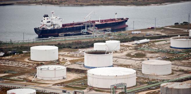 Zapasy ropy naftowej w USA spadły w ubiegłym tygodniu o 191 tys. baryłek.