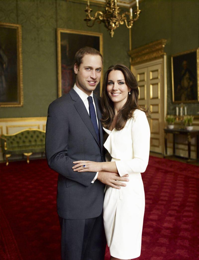 ślub Stulecia Książę William I Kate Middleton Zdjęcie 2