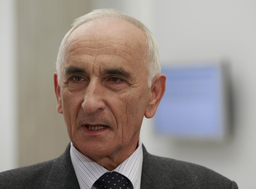 Poseł Stanisław Żelichowski otwiera listę PSL do Sejmu w woj. warmińsko-mazurskim.