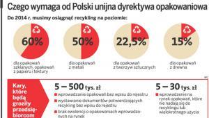 Czego wymaga od Polski unijna dyrektywa opakowaniowa